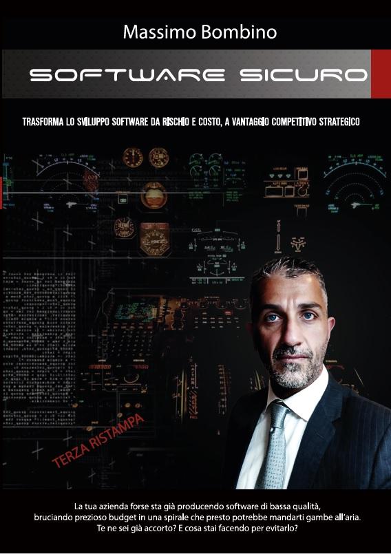"""Libro """"SOFTWARE SICURO"""" Massimo Bombino"""